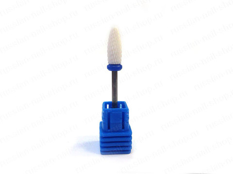 Керамическая фреза для снятия (синяя/средняя)