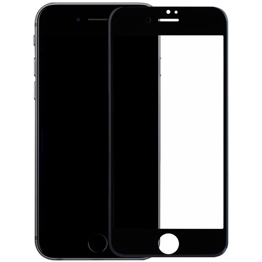 Защитное стекло iPhone 6S 3D Black - 3 Storedevices.ru
