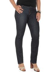 D889-1 джинсы женские, синие
