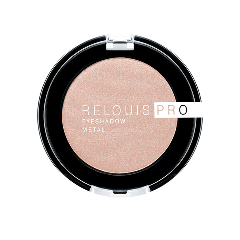 Relouis pro Тени для век Eyeshadow Metal тон 51 Peachy keen