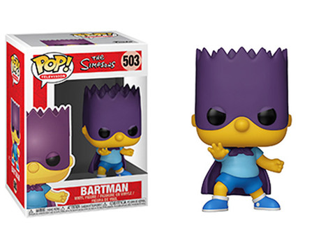 Bartman the Simpsons Funko Pop! Vinyl Figure || Бартмэн