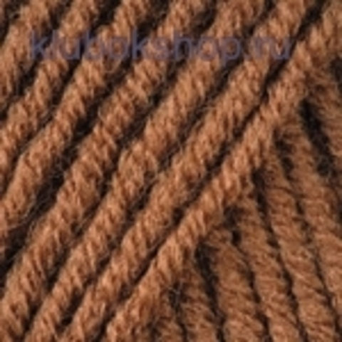 YarnArt Merino De Luxe (50) 3067 Коричневый, пряжа, фото