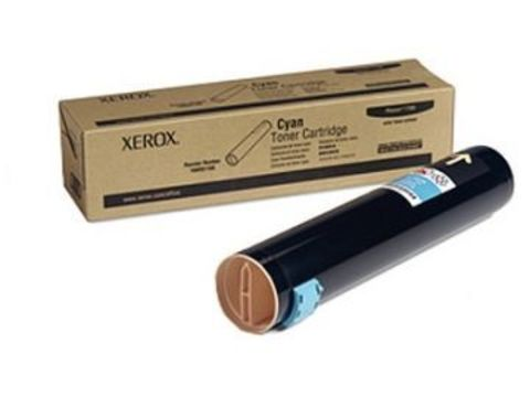 Xerox Phaser 7760 тонер-картридж cyan (голубой) 106R01160