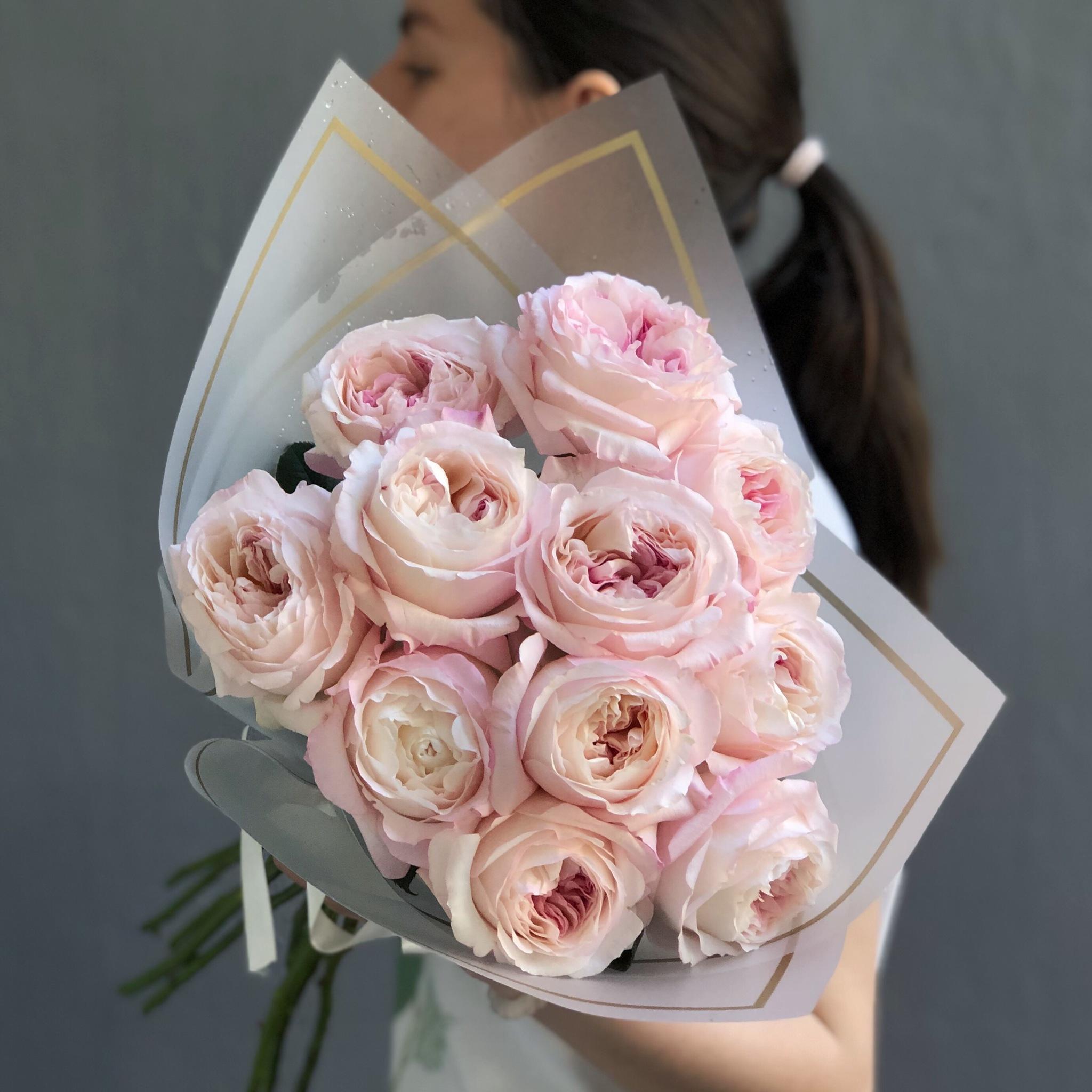 Пионовидные розы Keira (Кейра) - 11 шт. цена 1 490 грн купить ...