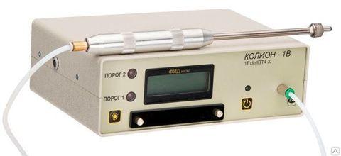 Переносный газоанализатор КОЛИОН-1В-25 (ПДК CxHy калибровка по пропану, сероводород (H2S) и кислород (O2))