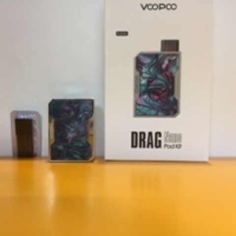 Набор DRAG Nano pod kit by VOOPOO 750mAh 1ml