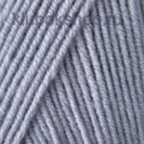 YarnArt Merino De Luxe (50) 3072 Серо-голубой