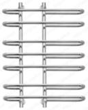 Водяной полотенцесушитель U44-86-2 80х60