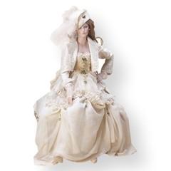 Кукла фарфоровая коллекционная Marigio Tina