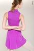 Юбка Тянется (фиолетовая) Новый оттенок