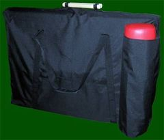 Складной массажный стол Массажист Б алюминиевый