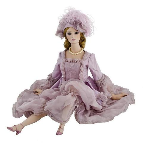 Кукла фарфоровая коллекционная Marigio Beatrice