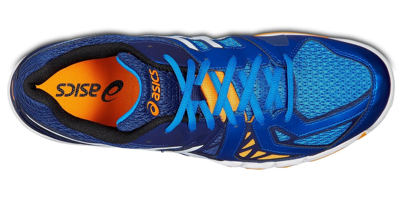 Мужские кроссовки для волейбола Asics Gel-Blade 5 (R506Y 3901) синие