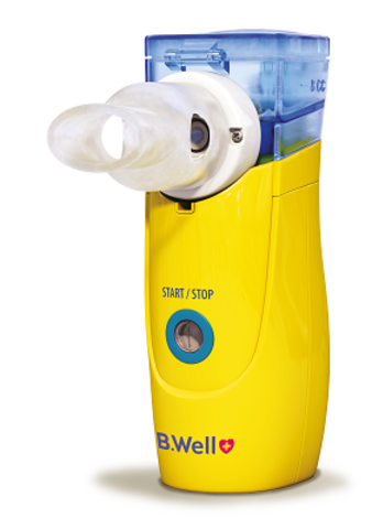 MESH-небулайзер электронно-сетчатый для детей B.Well Kids WN-114 child