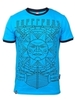 "Blue T-shirt ""The barbarians ' way"""