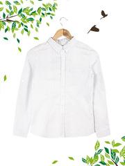 21090 рубашка женская, белая