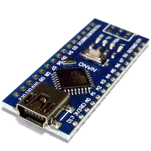 NANO 3.0 CH340G без ног (Arduino совместимый контроллер)