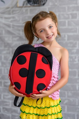 Рюкзак для девочки Леди Баг 1