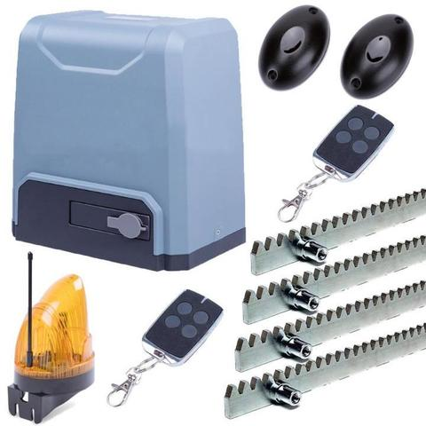 SL1500 FULL Привод для откатных ворот R-Tech
