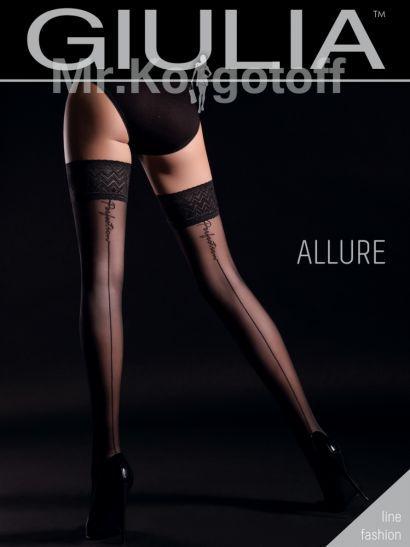 Чулки Giulia Allure 03
