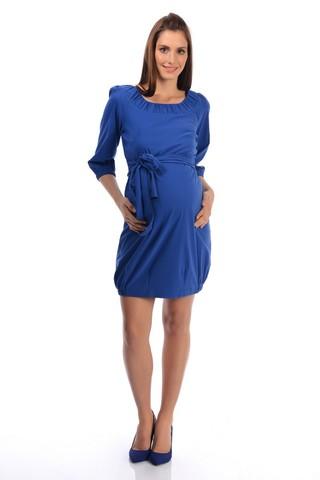 Платье 05819 синий