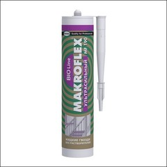 Клей МАКРОФЛЕКС BioLine MF190 ультрасильный (белый)
