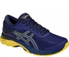 Элитные беговые кроссовки Asics Gel Kayano 25 blue мужские распродажа