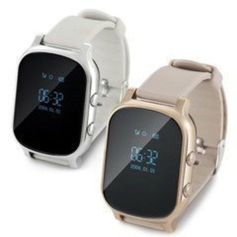 72e38b036010 Оригинальные умные часы Smart Watch Wonlex T58 (GW700) с GPS-навигатором