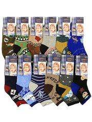 718 носки детские утепленные, цветные