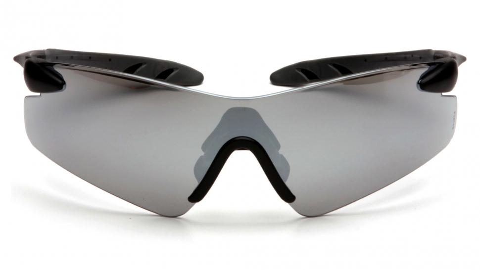 Очки баллистические стрелковые Pyramex Rotator SB7870S зеркально-серые 16%