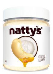 Паста-крем кешью-кокосовая NATTY'S 170 г