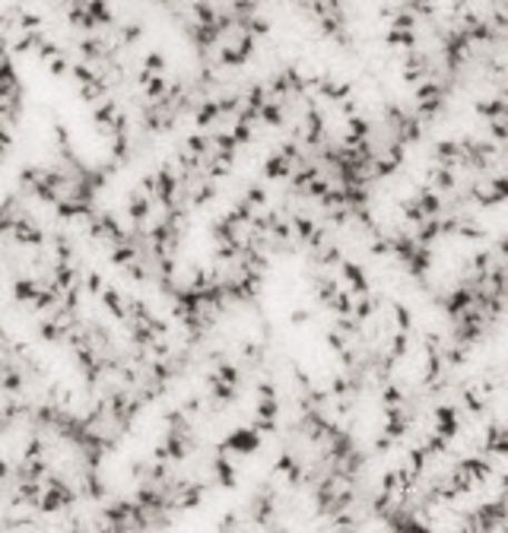 Пряжа Puffy (Alize) 686 Белый леопард фото