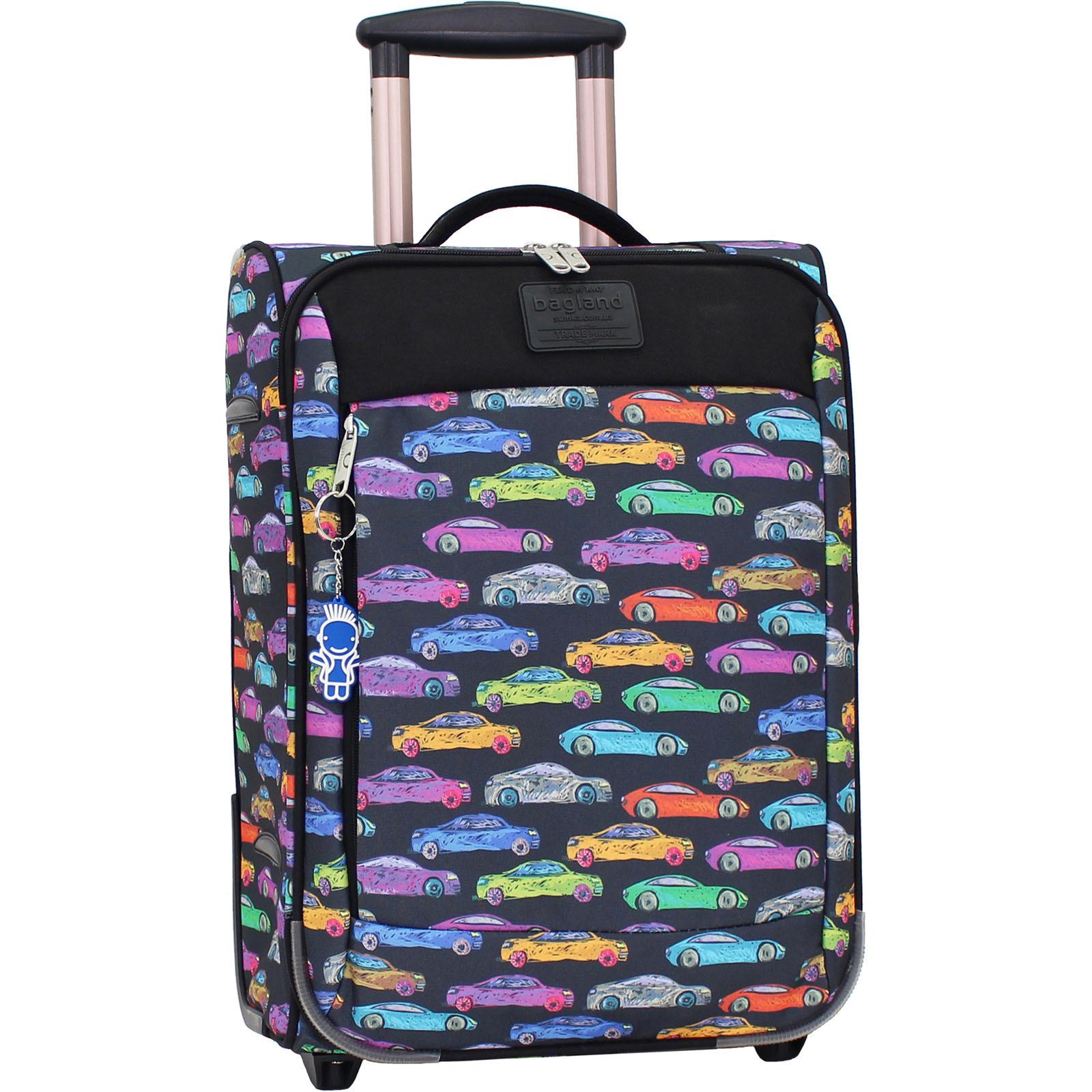 Дорожные чемоданы Чемодан Bagland Vichenzo 32 л. сублімація 157 (0037666194) IMG_1328.JPG
