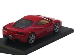 Ferrari 458 Italia red 1:43 Eaglemoss Ferrari Collection #3