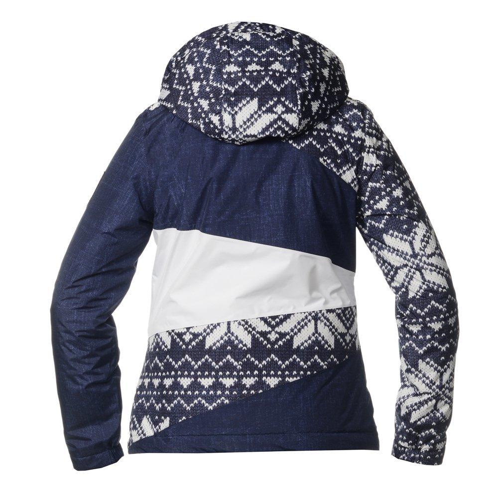 Женская горнолыжная одежда Almrausch Stams 320218-1818 синяя фото