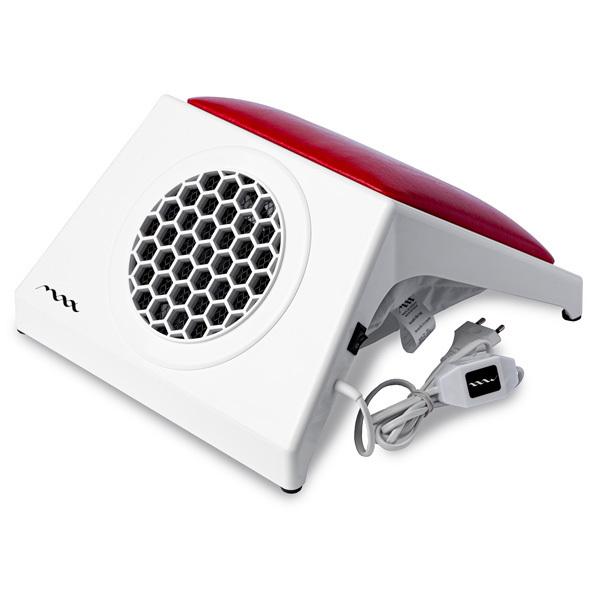 Купить Настольная вытяжка для маникюра MAX Ultimate 4 Белый (65Вт max), с подушкой RED