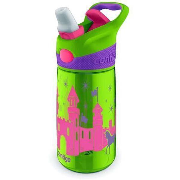 Бутылочка детская Contigo Striker (0,42 литра), розовая