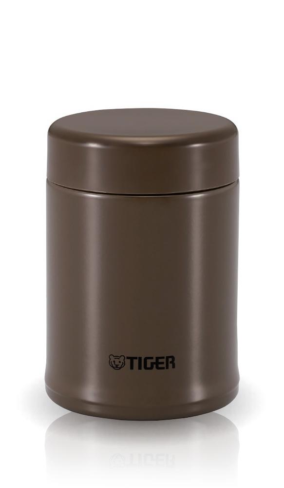 Термос для еды Tiger MCA-025 (0.25 литра) коричневый