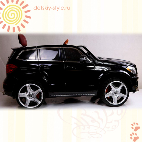 "Электромобиль ""Mercedes-Benz GL63 AMG Luxury 4WD"""