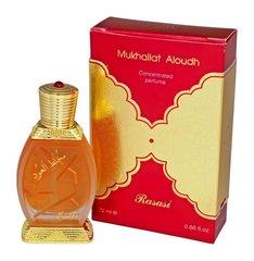 Духи натуральные масляные MUKHALLAT ALOUDH / Мухаллат Аль-Уд / жен / 20мл / ОАЭ/Rasasi