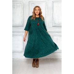 Платье Эллада зеленый