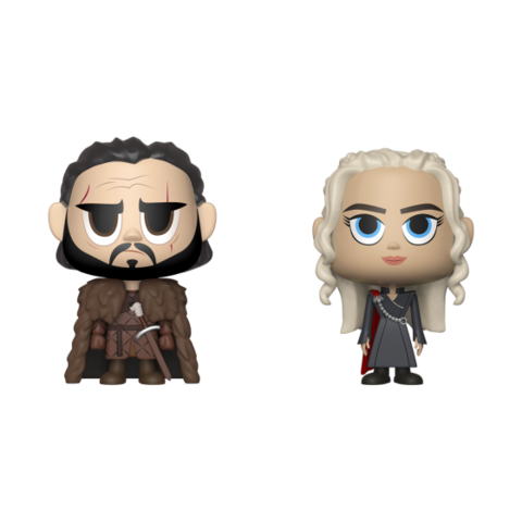 Funko VYNL: Game of Thrones: Jon & Daenerys
