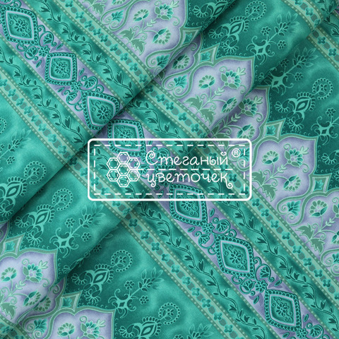 Ткань для пэчворка, хлопок 100% (арт. X0501)
