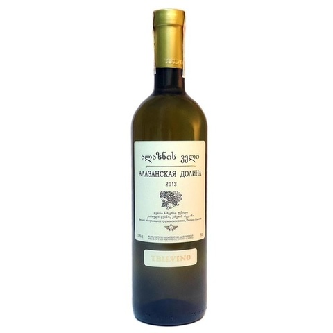 Вино Алазанская Долина Тбилвино 0,75л