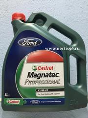 CASTROL Magnatec PROFESSIONAL E FORD 5W-20 (5л) (EcoBoost SCTi)