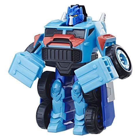 Робот - трансформер Playskool Оптимус Прайм (Optimus Prime) - Боты спасатели, Hasbro