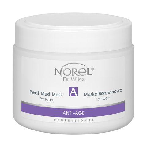 *Торфяная маска детокс для проведения антивозрастных процедур(NOREL/500мл/PN 055)