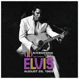 Elvis Presley / Live At The International Hotel - Las Vegas, Nevada, August 23, 1969 (2LP)