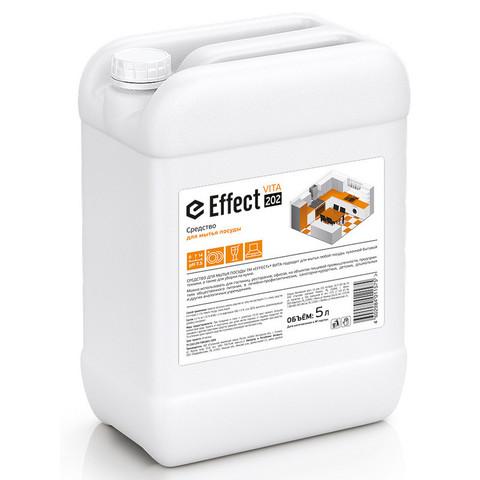 Профессиональная химия Effect VITA 202 для мытья посуды 5л