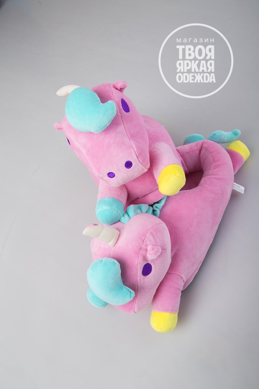 """Тапочки Тапочки """"Пегасы"""" Розовые IMG_4818.jpg"""